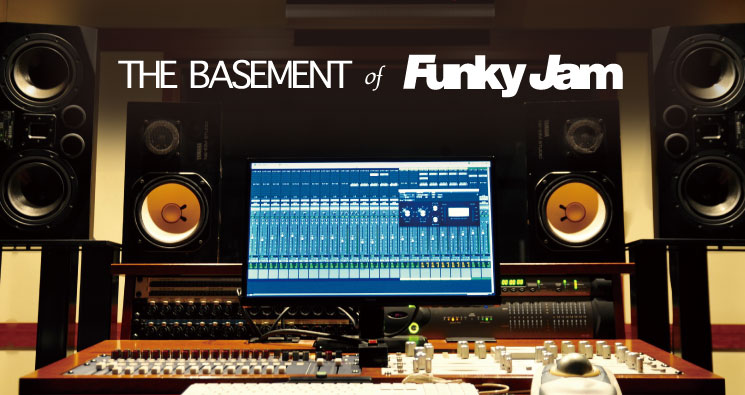 THE BASEMENT of Funky Jam